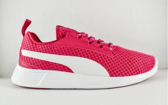 Tenis Puma St Tainer Evo V2 Jr Rosas Para Mujer Envío Gratis
