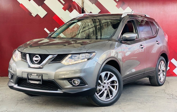 Nissan X-trail Advance 3 Filas