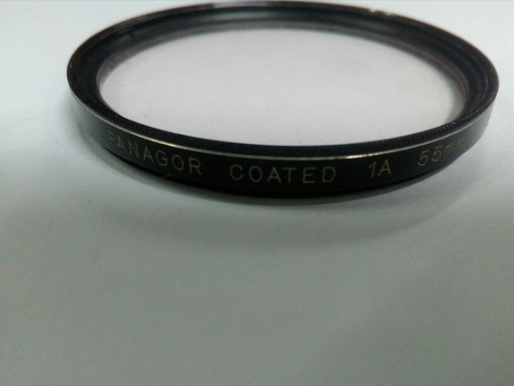 Filtro Panagor Coated 1a 55mm Japones