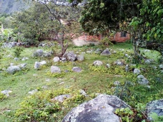 Terreno El Playon, El Valle-la Culata Mérida Rah 20-2879