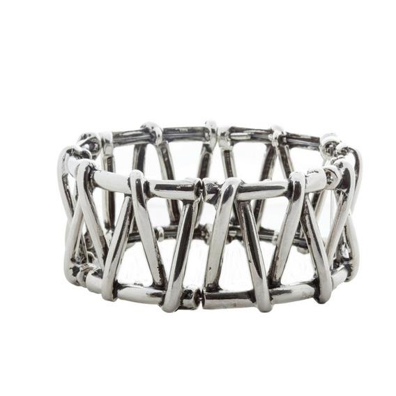 Bracelete Moama Prata