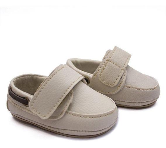Sapatinho Infantil Tipo Mocassim Sapato Bebê Drive Oferta