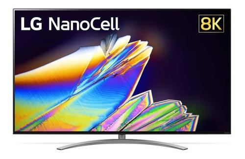 Imagem 1 de 5 de Smart Tv LG Ai Thinq 65nano96sna Led 8k 65  100v/240v
