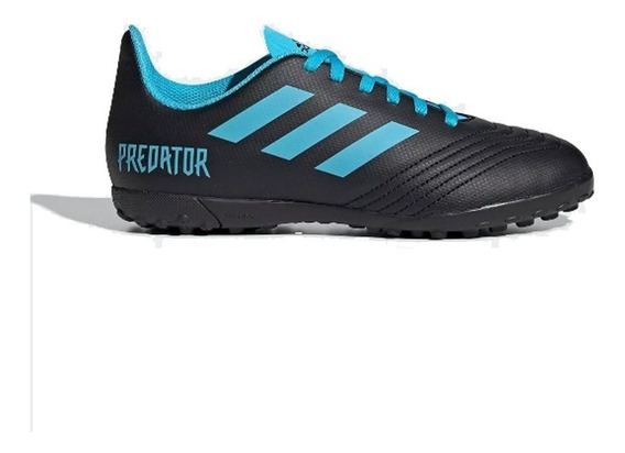 Chuteira adidas Society Predator 19 Infantil - Original