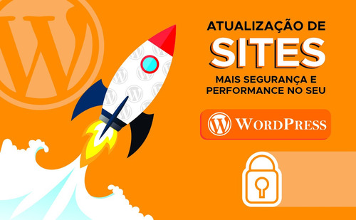 Imagem 1 de 1 de Atualização De Wordpress - Pacote Premium