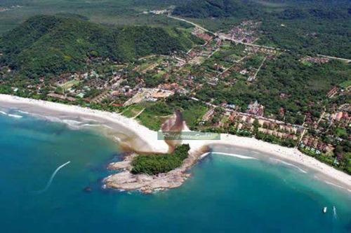 Imagem 1 de 1 de Terreno À Venda, 3000 M² Por R$ 636.000,00 - Camburi - São Sebastião/sp - Te0901