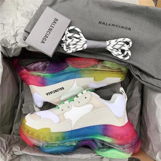 Zapatillas Balenciaga Triple S Nueva Edición