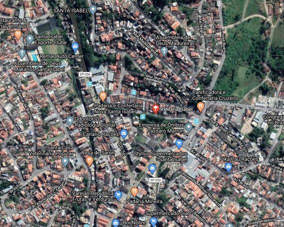 Santa Isabel - Centro - Oportunidade Caixa Em Santa Isabel - Sp | Tipo: Casa | Negociação: Venda Direta Online | Situação: Imóvel Ocupado - Cx1444401392921sp