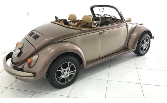 Volkswagen Fusca 1.3 Conversível 8v Gasolina 2p Manual