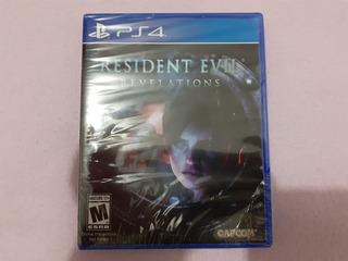 Resident Evil Revelations Nuevo Y Sellado Para Ps4