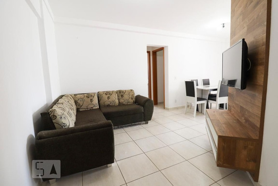 Apartamento No 17º Andar Mobiliado Com 2 Dormitórios E 1 Garagem - Id: 892976232 - 276232