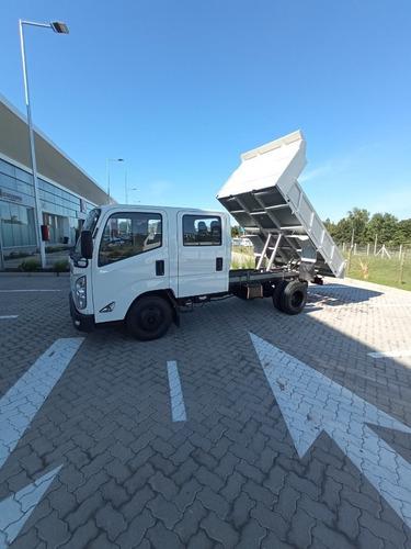 Jmc N720 Doble Cabina Volcadora 2.8 2021 0km