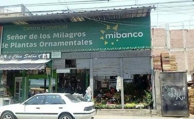 Locales Comerciales En Venta En San Juan De Miraflores