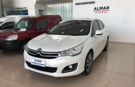 Citroen C4 Lounge Thp 165 At6 Shine