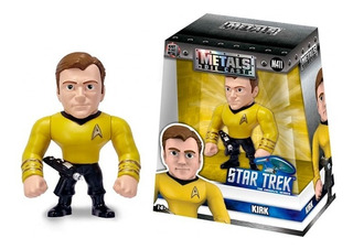 Metals Star Trek Kirk Figura 4p 98172