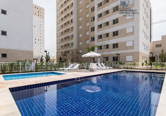 Apartamento A Venda No Bairro Vila Prudente Em São Paulo - - 1277-1