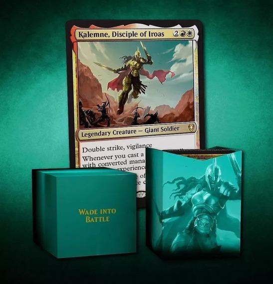 Magic - Commander Anthology 2 Deck Wade Into Battle (inglês)