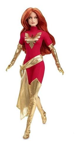 Barbie Dark Phoenix Marvel 80 Anos Collector 2020 Pronta Ent