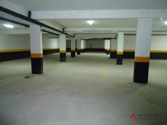 Box/garagem Para Alugar Por R$ 7.000,00/mês - Centro - São Bernardo Do Campo/sp - Gr0001