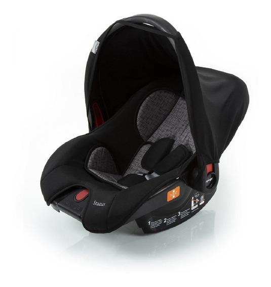 Bebê Conforto Status (0 À 13 Kg) - Voyage - Preto