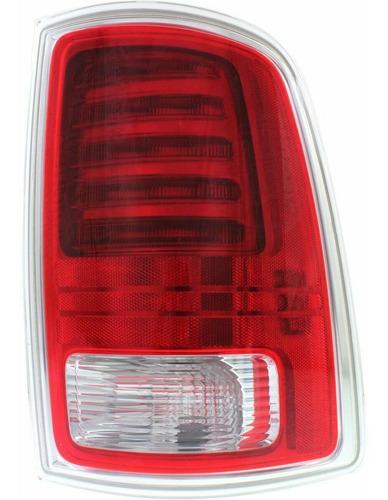 Foco Trasero Derecho Dodge Ram Desde 2013 Led Cromado