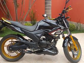 Yamaha Ys Fazer 250 2012 Custom Gold
