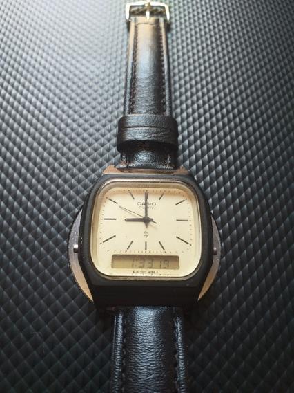 Relógio Casio Vintage Raro Antigo 309 Aq 32