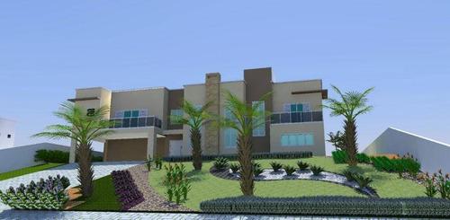 Imagem 1 de 14 de Casa Com 5 Dormitórios À Venda, 522 M² Por R$ 950.000,00 - Parque Dom Henrique Ii - Cotia/sp - Ca0282