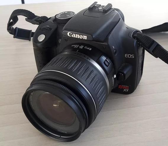 Câmera Canon Rebel Eos Xt/350d