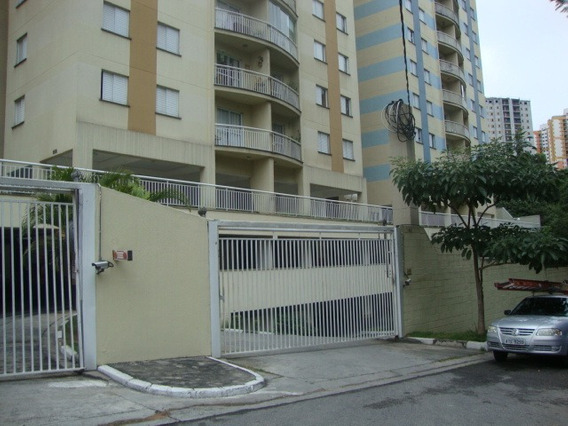 Apartamento Com 3 Quartos Para Comprar No Chácara Agrindus Em Taboão Da Serra/sp - 1033