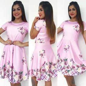 820d7f0570171 Vestido Moda Evangelica Jovem - Vestidos Femeninos Rosa-claro com o ...
