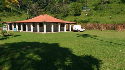 Aceita Carro 2 Alqueires Ótima Localização Casa Nova