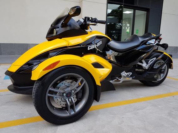 Spyder Rs 990 Rbs Can-am