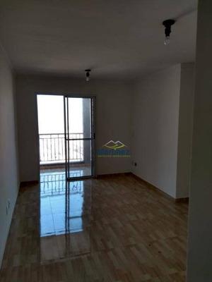 Apartamento Residencial À Venda, Parque São Lucas, São Paulo. - Ap0793