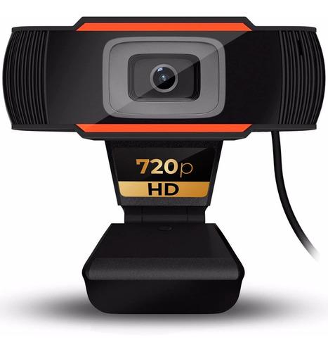 Camara Web Webcam Usb Pc Hd 720p Mic Google Meet Skype Zoom