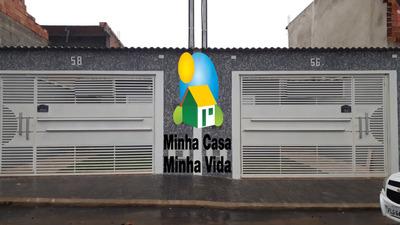 Casa C/ 5 Cômodos C/ 3 Dorm Jd. Amazonas Itaqua/sp (m03)