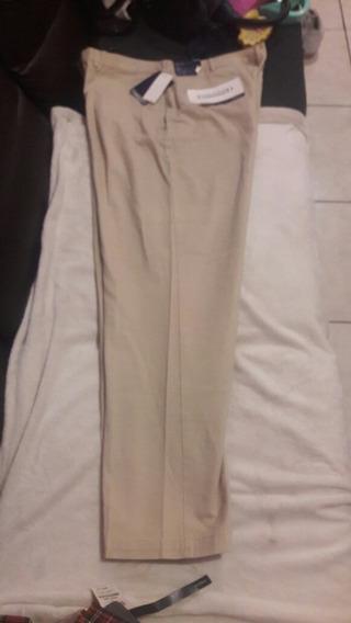 Vendo Pantalon Color Beige Nuevo Muy Buena Tela Importado