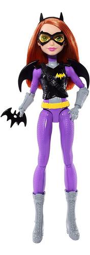 Imagen 1 de 6 de Dc Super Hero Girls: Batgirl Mission Gear Muñecas