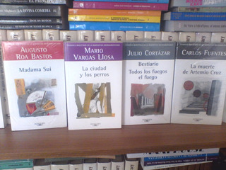 Colección Grandes Maestros Literatura Iberoamericana