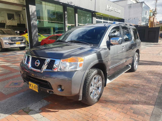 Nissan Armada Platinum 5.6 At Tc