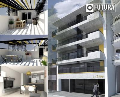 Departamento 1 Dormitorio En Venta Jujuy 3166 - U 02-01 / 1a