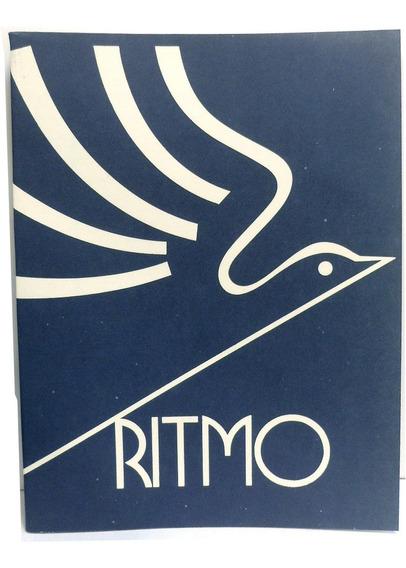 Cuaderno 48 Hojas Rayadas Tapa Blanda Ritmo E4544+