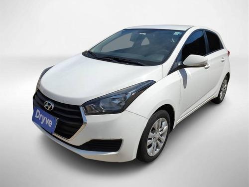 Hyundai Hb20 Comfort Plus 1.6 16v At6