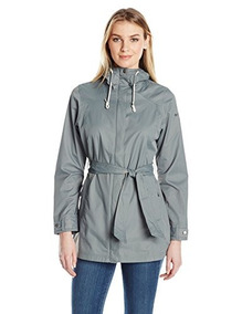 Columbia Pardon My Trench Chaqueta Impermeable De La Mujer