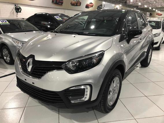 Renault Captur Life 1.6 16v Flex X-tronic - 2019/2020 - 0km