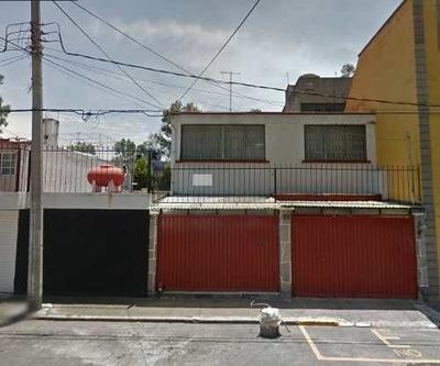 Casa Sola En Venta En Prado Churubusco