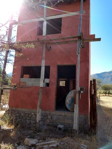 Casa Con Terreno Capilla Del Monte Escucho Oferta