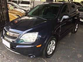 Chevrolet Captiva Sport 2.4 Ecotec 2014 Azul Revisada