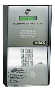 Audioportero Telefónico 600 Núm Telefónicos Apertura Remota