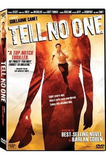 No Se Lo Digas A Nadie, Tell No One, Dvd, Importado Usa